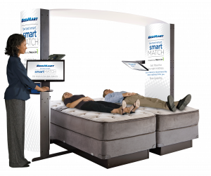 smartmatch helps find mattress for back pain and support