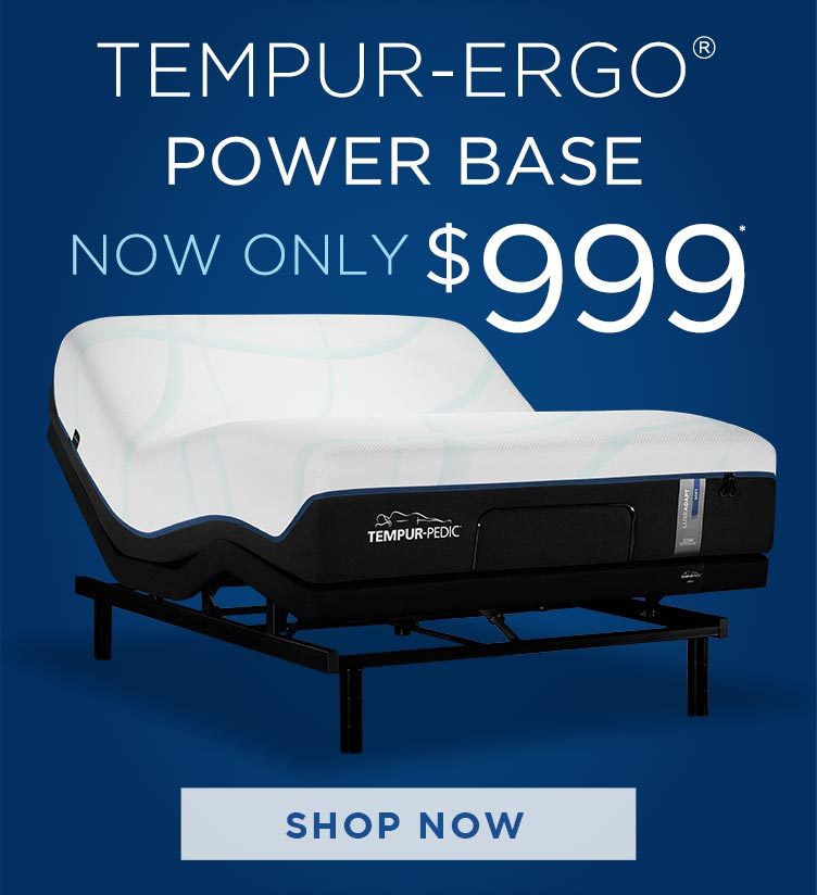 shop tempur-pedic ergo adjustable base sale