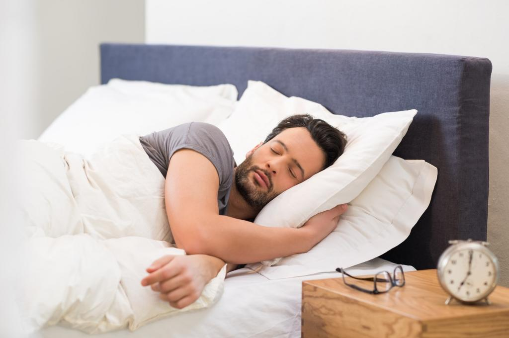 Most people complain about arm pain after sleeping on side.